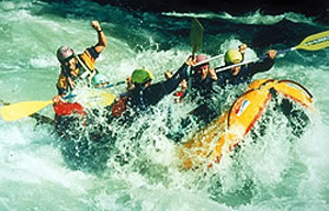 Best-of Wildwasser-Rafting